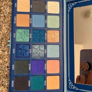 Blue blood Jeffrey Star Palette